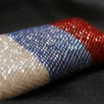 Вязание крючком с бисером