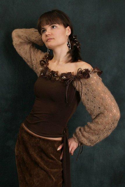 ткань и вязание
