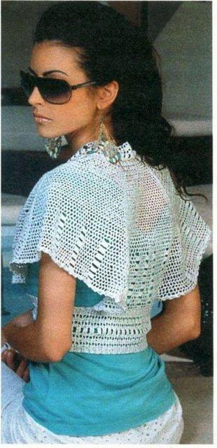 филейное вязание красивые кофточки + схемы
