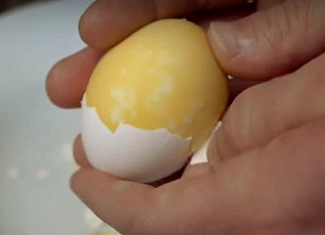 как варить яйц