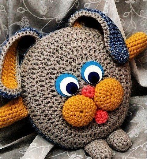 Вязание игрушек своими руками фото