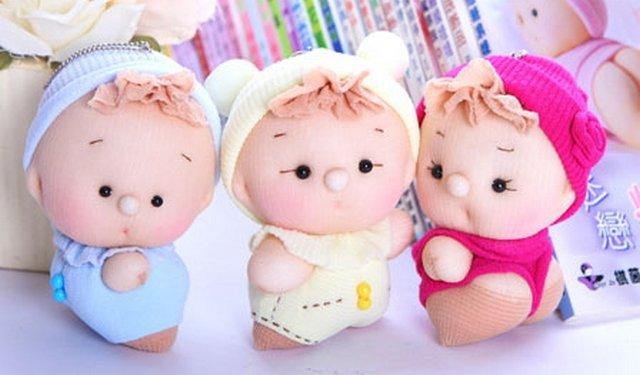 куклы из носков мастер-класс