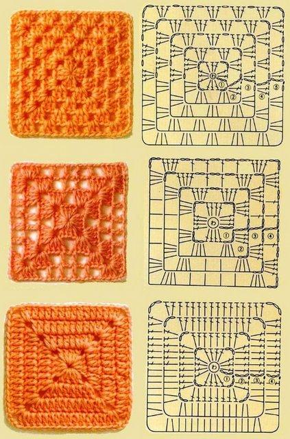Описание и схема вязания бел