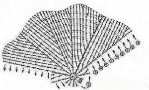 Сидушки на стул схемы