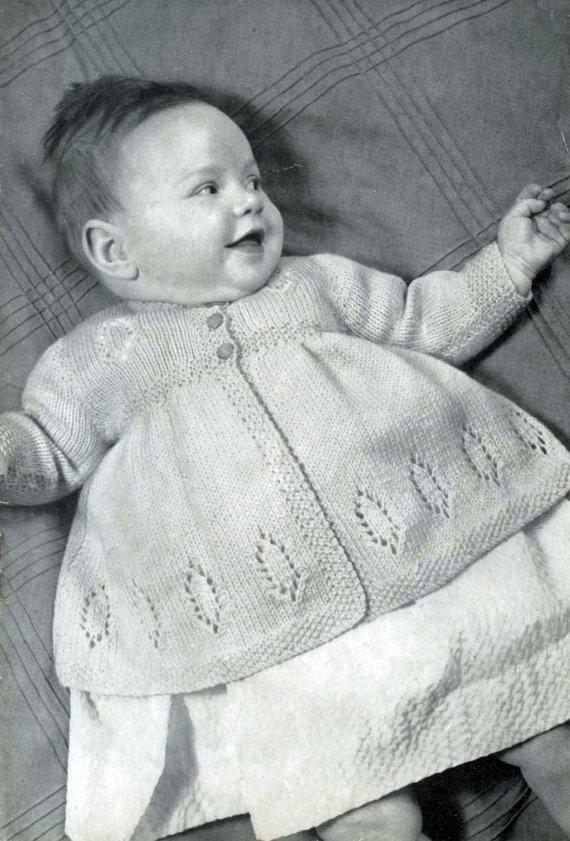 Вязание на грудных детей