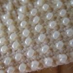 вязание бисером крючком