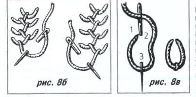 вязаный жилет вышивка