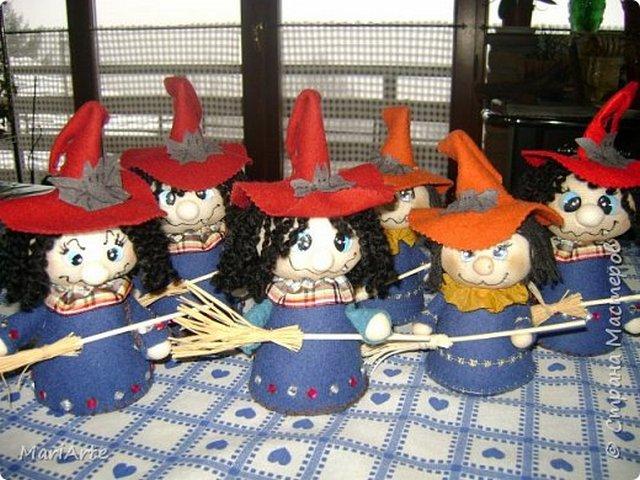 игрушки своими руками Хеллоуин