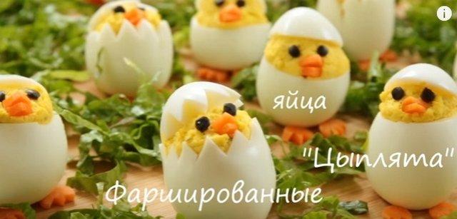 цыплята фаршированные