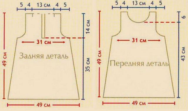 vykroyki-sarafana-dlya-devochek-3-goda