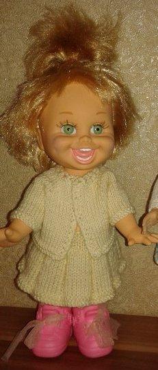 1 - Очень маленькие куклы БЖД и одёжда на них