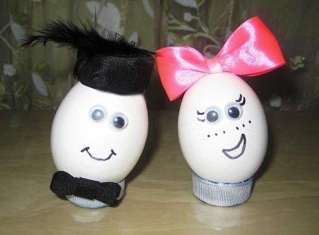 пасхальные яйца мастер-класс