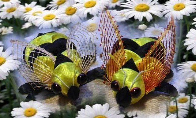 пчелка своими руками